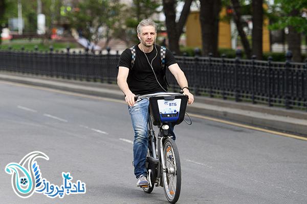 اجاره کردن دوچرخه
