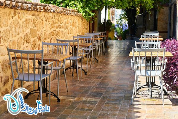 رستوران های آنتالیا