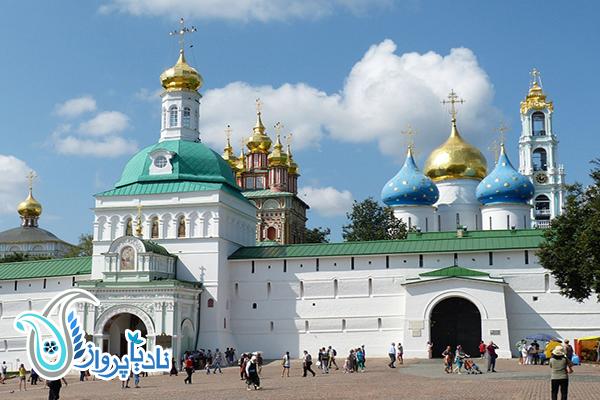 حلقه طلایی روسیه
