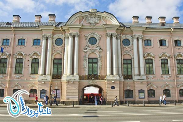 کاخ استراگانوف