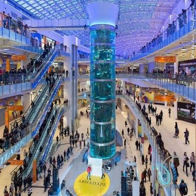 بهترین مراکز خرید در مسکو