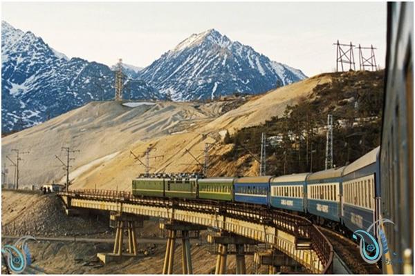 چطور با قطار به روسیه سفر کنیم؟