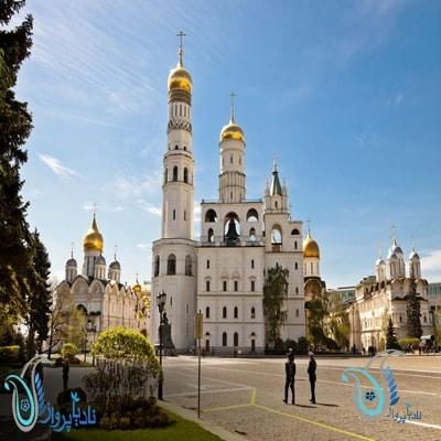 جاذبه های مسکو: معماری ساختمان ها، خیابان ها و مراکز قدیمی