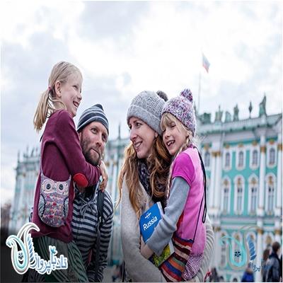 تفریحات سن پترزبورگ برای بچه ها