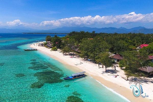 16 تفریح واجب در تور بالی
