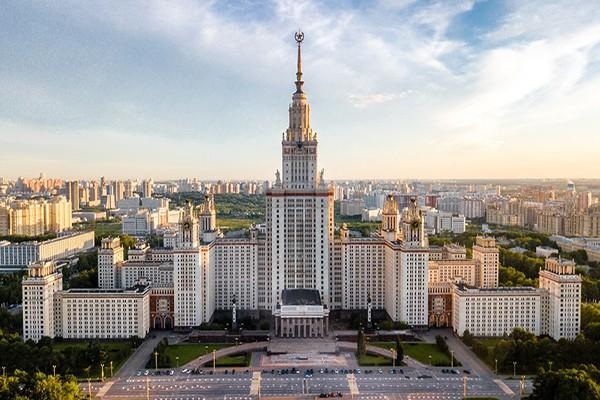 تپه گنجشک ها، مسکو