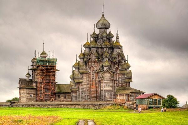 8 مورد از بهترین اماکن دیدنی روسیه