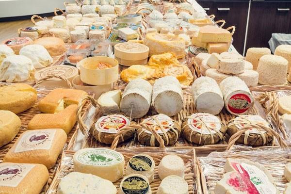 جشنواره پنیر از 9 الی 11 اوت در شهر مسکو