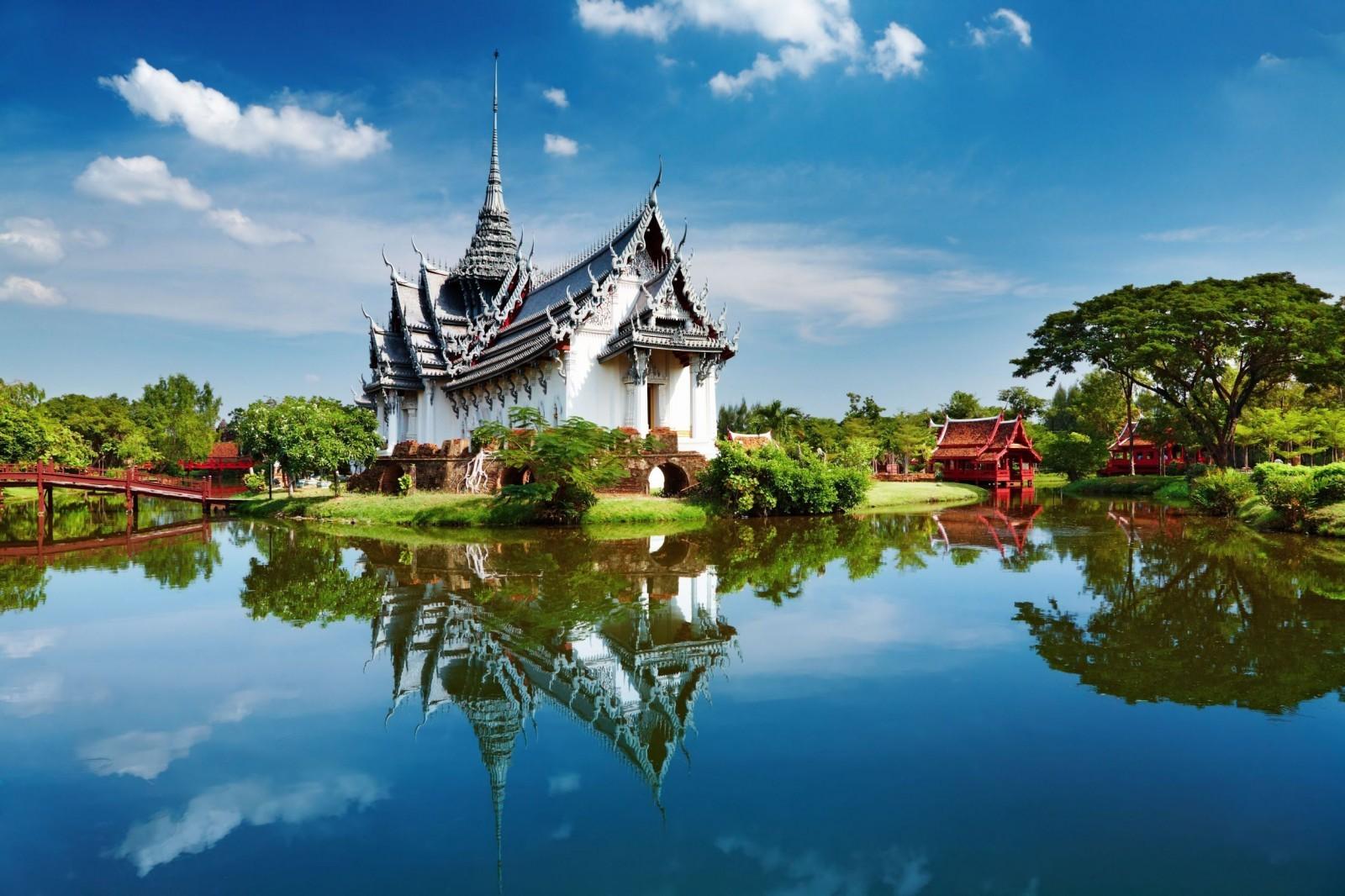بانکوک پایتخت تایلند