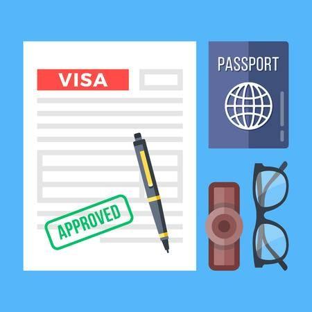 ویزا های آذربایجان، هند، چین، تایلند