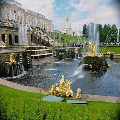 مکان های دیدنی سن پترزبورگ روسیه