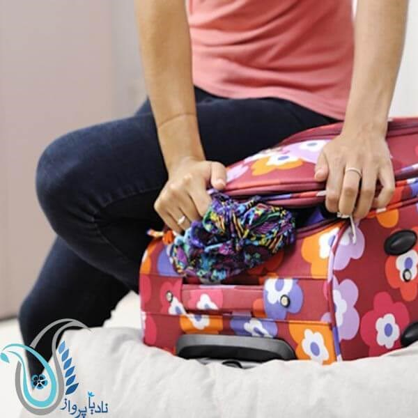 همه چیز درباره چمدان سفر