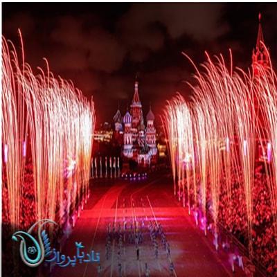 6 دلیل جذاب برای سفر به مسکو در شهریور